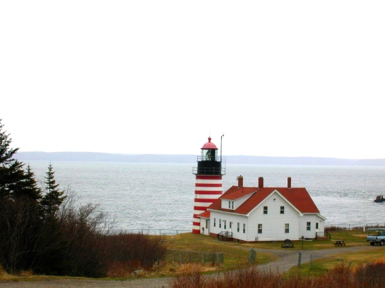 Quoddy Head Lighthouse