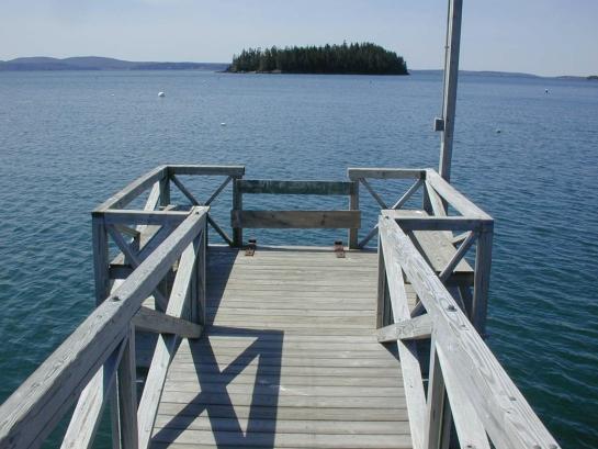 Sorrento dock