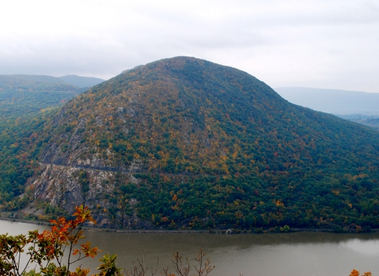 Storm King Mountain, Hudson River