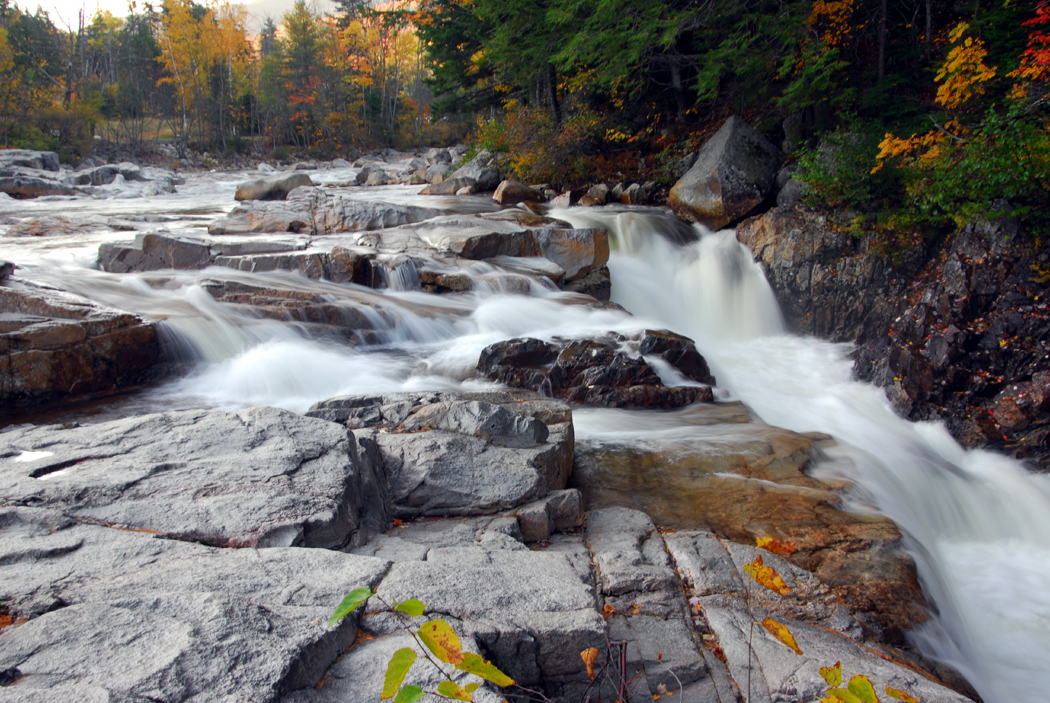 Rocky Gorge on the Swift River