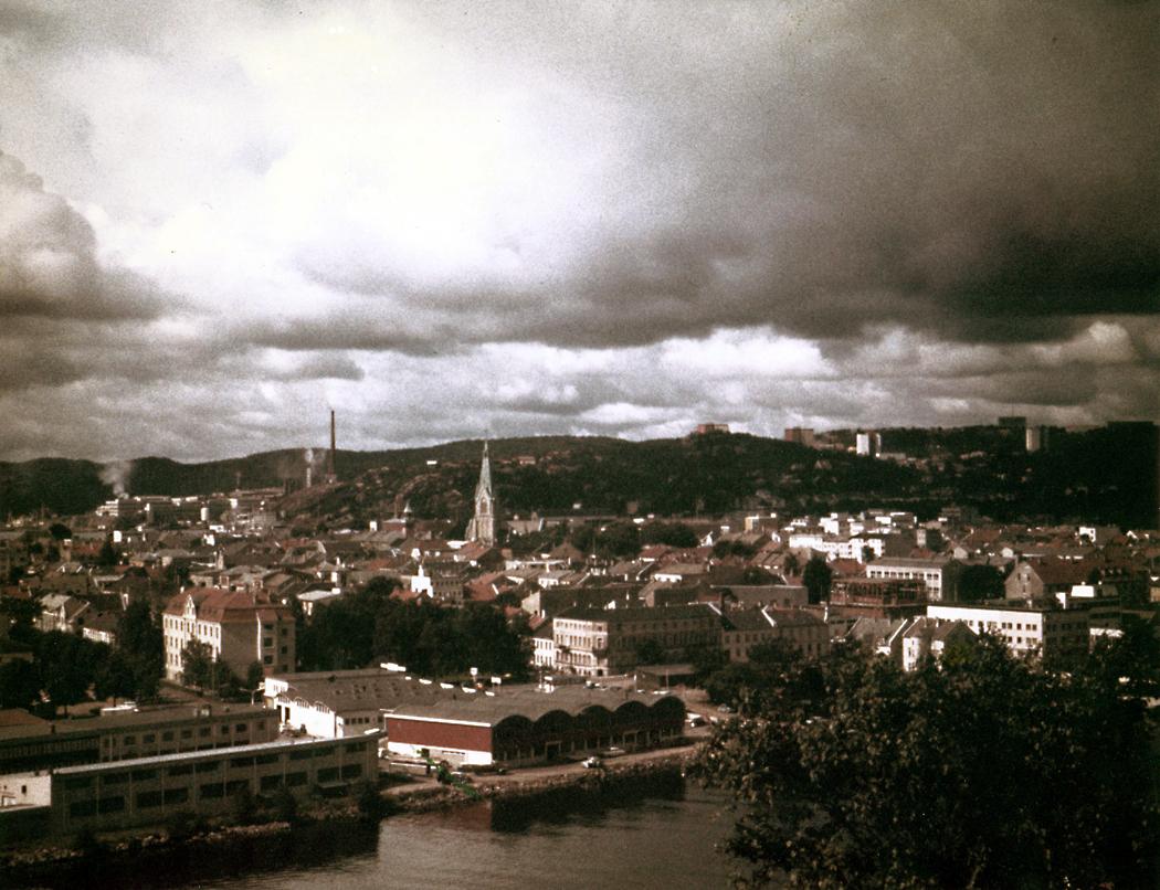 Kristiansand, Norway, 1966
