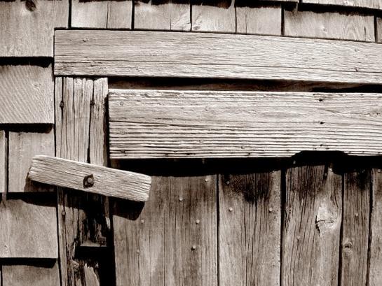 Maine Schoodic door