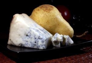 pear and gorgonzola