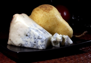 pear and gorgonzola