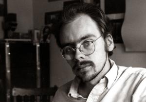 The author 1977