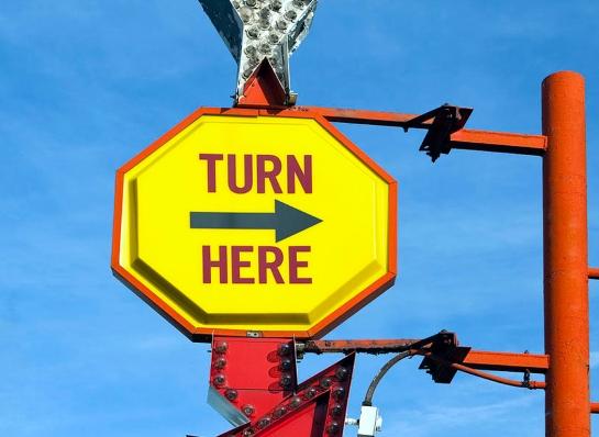 turn here 1
