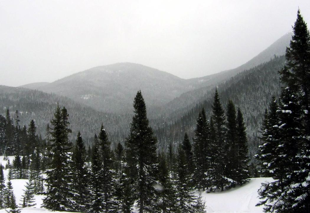 Chic-Choc mountains