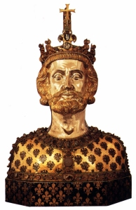 Charlemagne reliquary