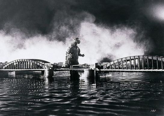 gojira with bridges