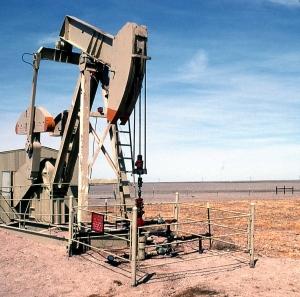 grasslands oil rig