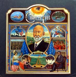 ives album cover