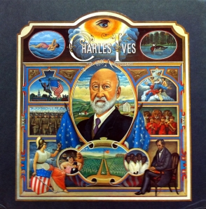 ives album cover