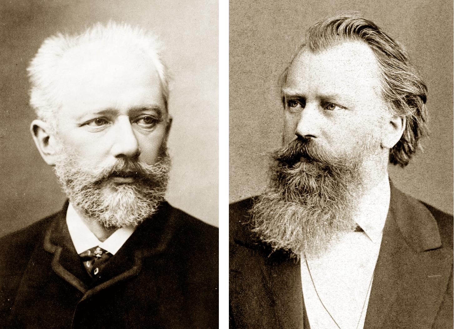 Johannes and Piotr