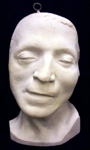 Marat's death mask