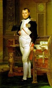 """""""Napoleon in his study"""""""
