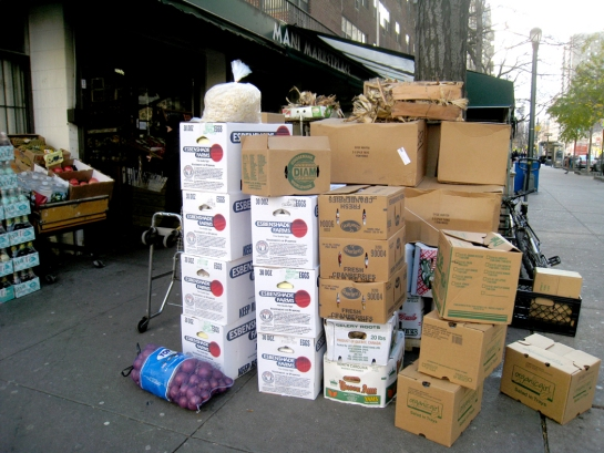 ny grocery boxes