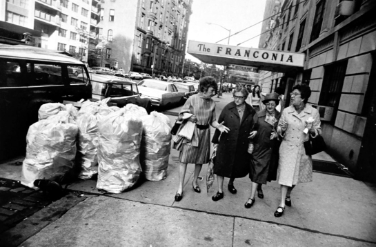 winogrand nyc 1970