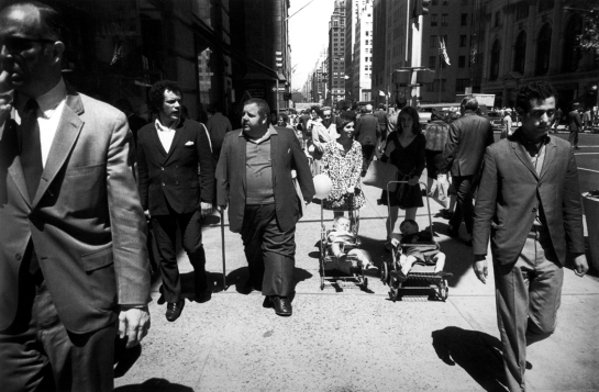 winogrand nyc