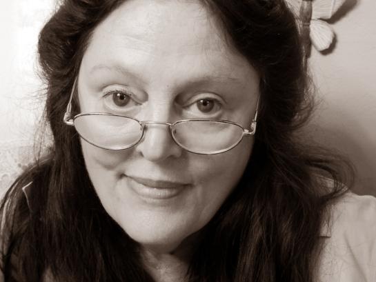 Carole portrait
