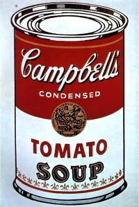 1964 soup can