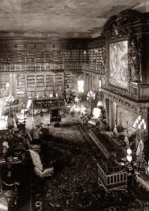 Library, ca. 1910