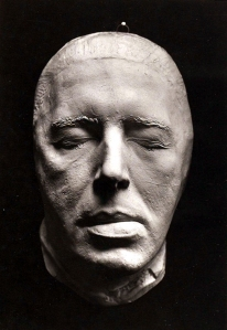 Andre Breton death mask