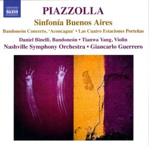 Piazzolla cuatro estaciones