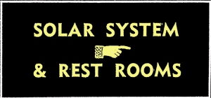 solar system and rest rooms