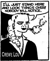 Crewy Lou