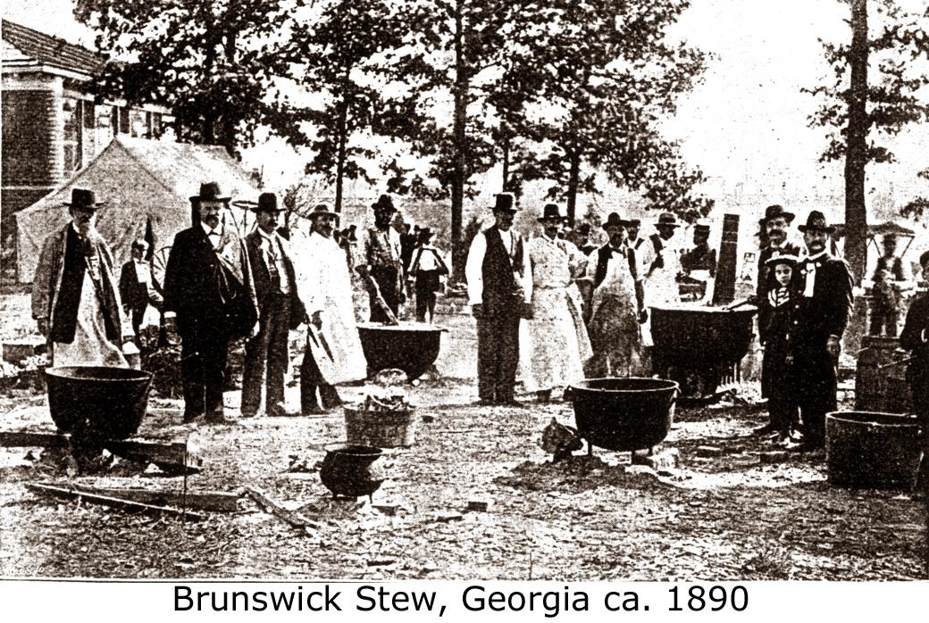 brunswick stew 1890