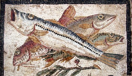 pompeii fish