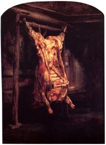 rembrandt ox