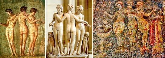 3 graces antiquity
