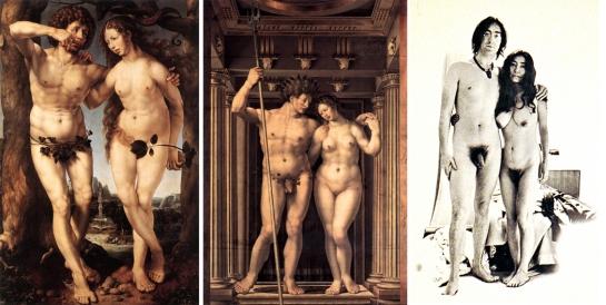 Adam&Eve trio