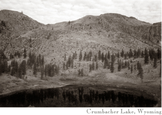 Crumbacher Lake