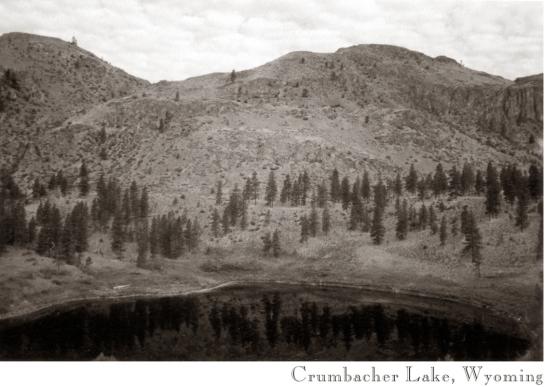 Crumbacher Lake