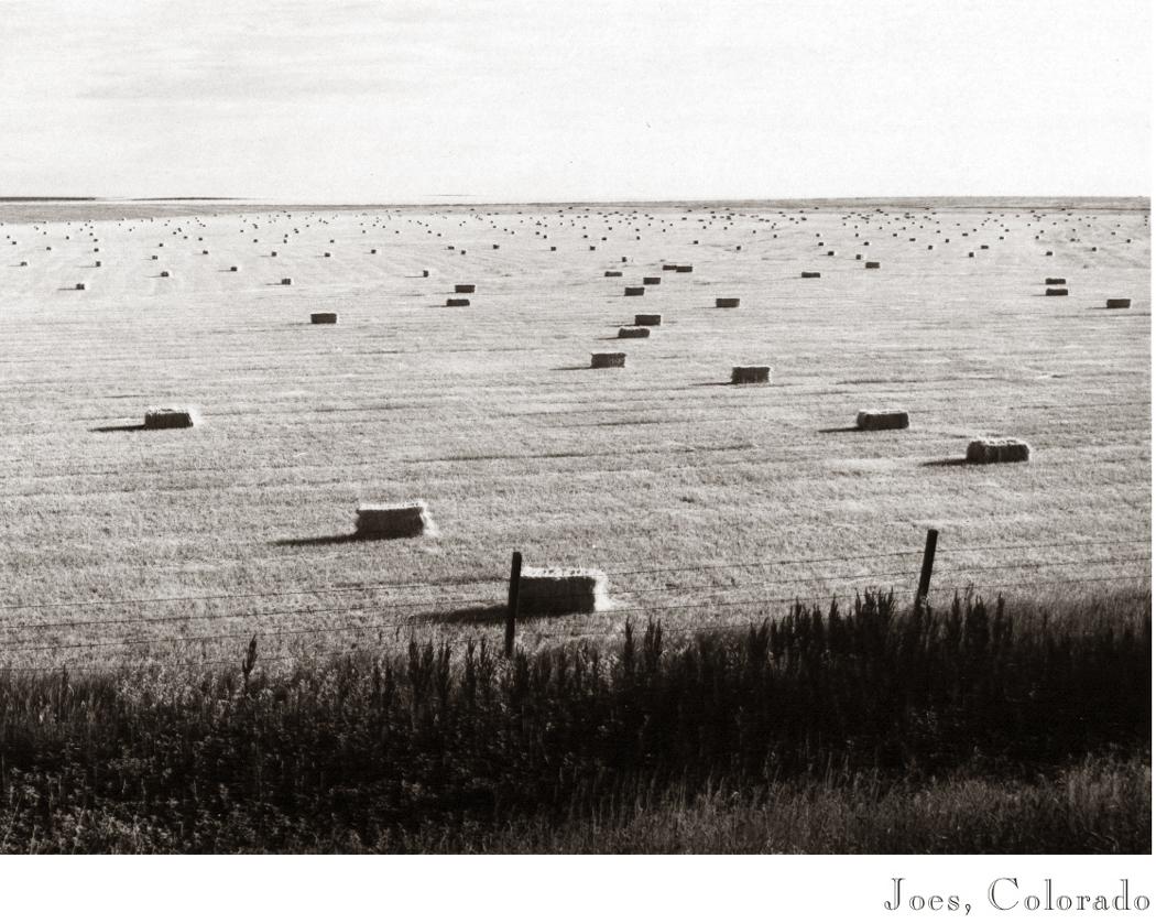 Haystacks, Joes, Colo