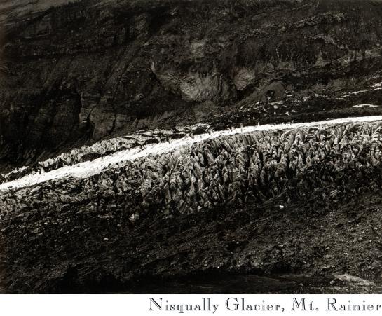 Nisqually Glacier