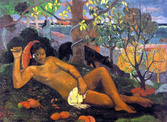 paul-gaugin-noble-woman-1896