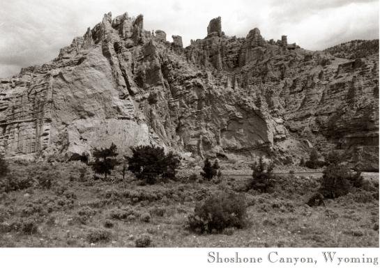 shoshone canyon