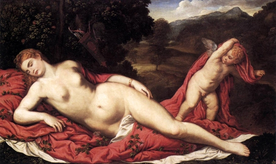 sleepingvenus bordone 1540