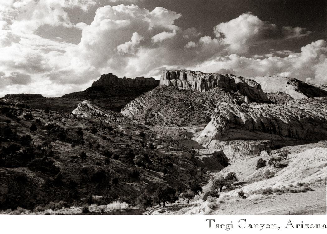 Tsegi Canyon