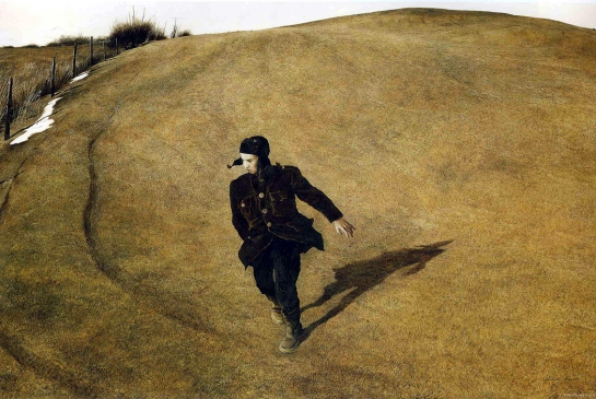 wyeth winter 1946