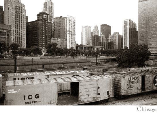 04 Chicago skyline