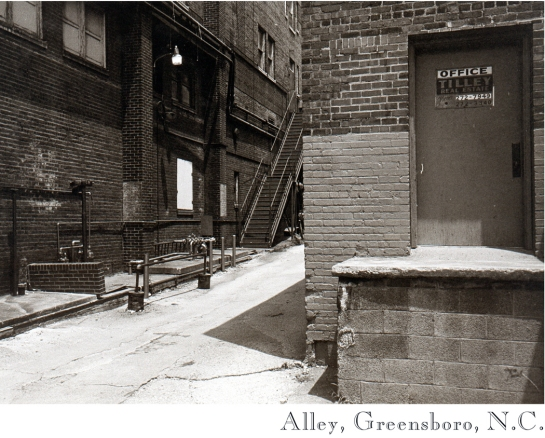 06 Greensboro Alley 1
