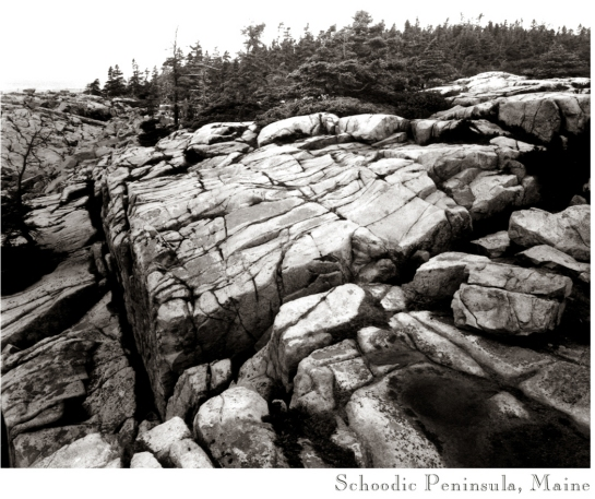 18 Schoodic rocks 2 copy