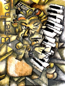 cubist beethoven