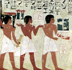 Egyptian figures