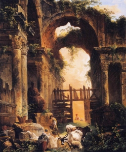 Hubert_Robert Roman_Ruins