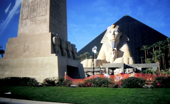 Las Vegas sphinx copy